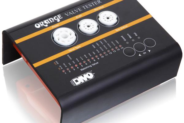 Orange Amplification Announces DIVO VT1000 Valve Tester