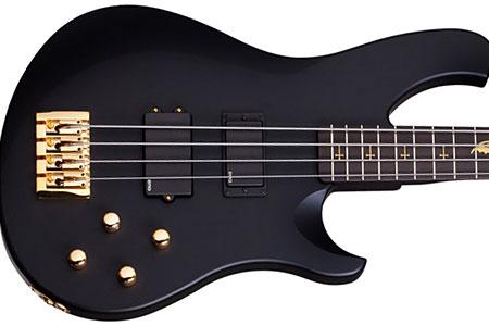 Schecter Announces Johnny Christ Signature Bass