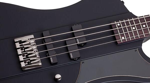 Schecter Introduces Nikki Sixx Signature Bass