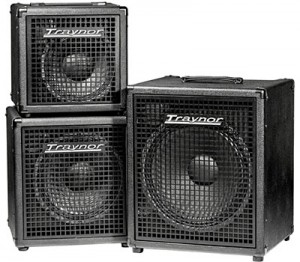 Traynor Small Block Bass Amps