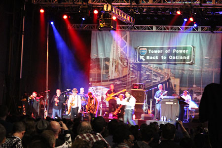 "Tower of Power: ""What Is Hip?"" at 2013 NAMM Show"