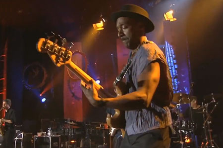 """Legends, with Marcus Miller: """"Put It Where You Want It"""" (1997)"""