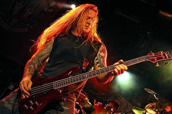 Adam Duce Splits from Machine Head
