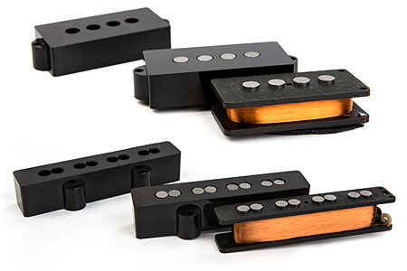 Aguilar Introduces HOT Series Precision and Jazz Bass Pickups