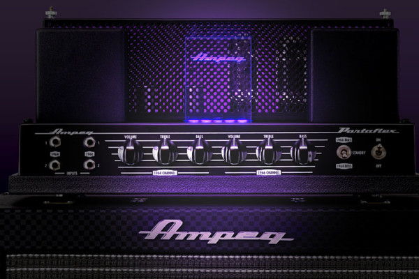 Ampeg Introduces Limited Edition Heritage B-15N Bass Amp