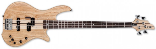 ESP LTD BB-4 Bass - Natural finish