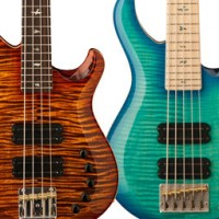 PRS Guitars Adds Grainger Basses To Core Line