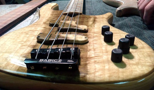Rybski Sean O'Bryan Smith Signature Bass - Deluxe