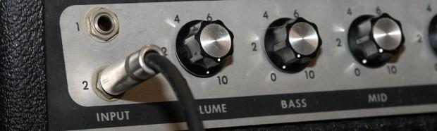 amp controls