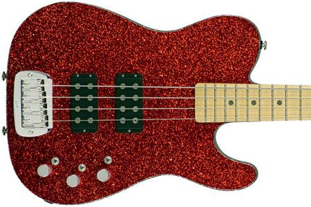 G&L Introduces ASAT Bass Tom Hamilton Signature Model