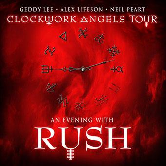 Rush Extends Clockwork Angels Tour