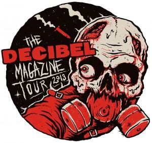 2013 Decibel Magazine Tour