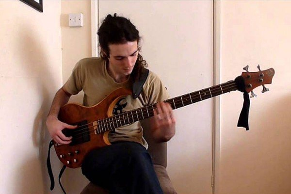 """Ben Hands: Solo Bass Cover of Adele's """"Someone Like You"""""""