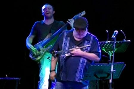 Randy Brecker Band with Janek Gwizdala: Above and Below
