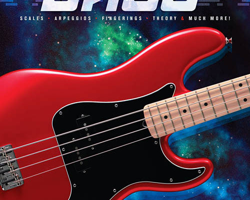 Intergalactic Bass: Scales Arpeggios Fingerings Theory & Much More
