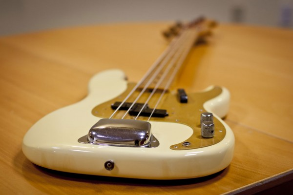 Old School: 1958 Fender Precision Bass
