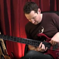 """Jeff Schmidt is Back: """"And I Crumble"""" Solo Fretless Bass"""