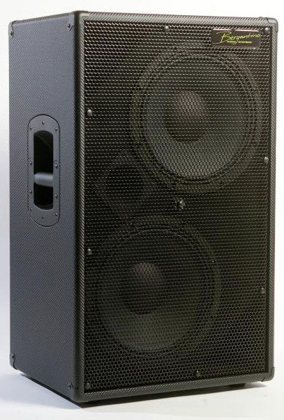 Bergantino Audio Systems CN 212 Bass Cabinet
