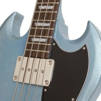 Epiphone Announces Limited Edition TV Pelham Blue Bass Collection, Including EB-3