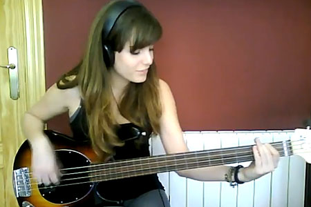 """Marta Altesa: Paul Young's """"Everytime You Go Away"""" Play-Along"""