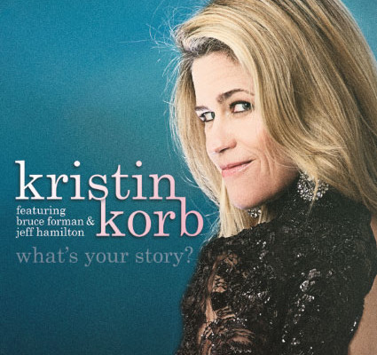 "Kristin Korb Releases ""What's Your Story?"""