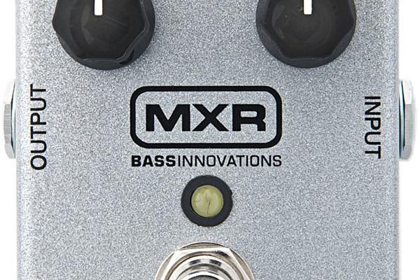 Jim Dunlop MXR M89 Bass Overdrive Pedal Now Shipping