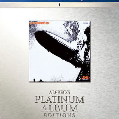 Alfred Music Releases Two New Led Zeppelin Platinum Bass Titles