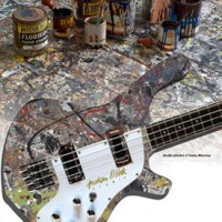 Waterstone Honors Jackson Pollock with Studio Bass