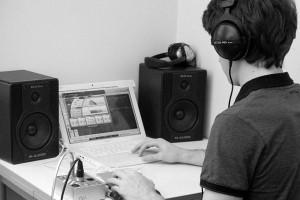Zander Zon recording