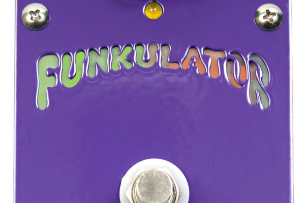 Creation Audio Labs Introduces The Funkulator Bass Pedal