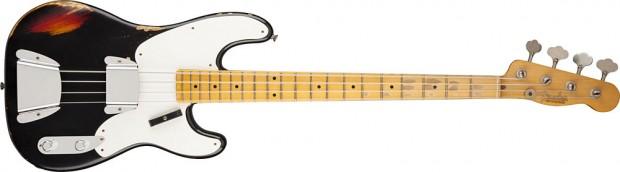 Fender Custom Shop Limited Series 1955 Reverse Precision Bass