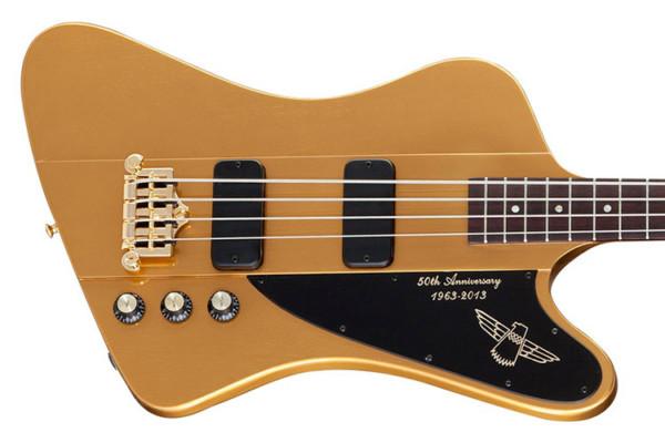 Gibson Celebrates With 50th Anniversary Thunderbird Bass