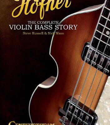 Höfner Violin Bass History Detailed in New Book