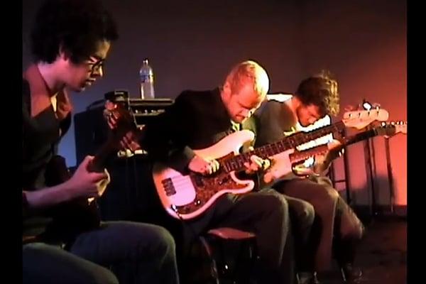 Flea, John Frusciante & Omar Rodríguez-López: 2004 Jam
