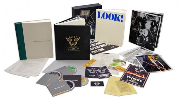 Paul McCartney: Wings Over America Reissue