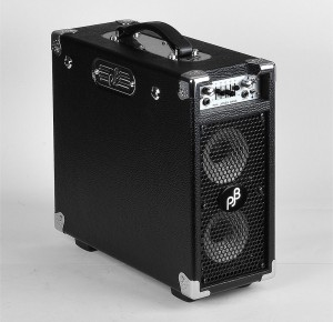 Phil Jones Limited Edition Briefcase Ultimate Bass Amp Combo (front)