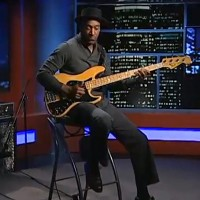 """Marcus Miller: """"Detroit"""" & """"I'll Be There"""" Solo Bass Performance"""