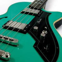 Peerless Guitars Introduces Retromatic B1 and B2 Basses
