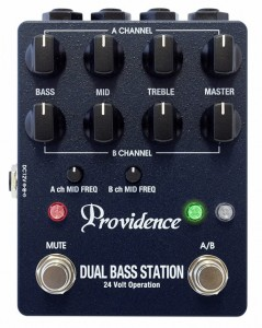 Providence Dual Bass Station Preamplifier