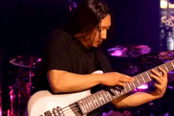 Dream Theater: Instrumedley (John Myung Angle)