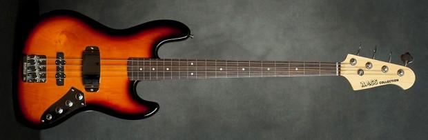 "Bass Collection ""Portrait"" Jaco Tribute Bass"