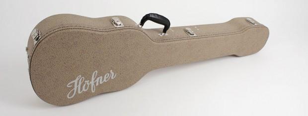 Höfner H64/VB-R Bass Hardshell Case