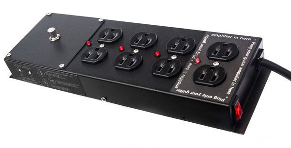 Rockn Stompn Introduces RS-4 Sequential Power Supply