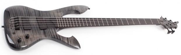 Wahlbrink Kronos Black Ax 5-String Bass - full