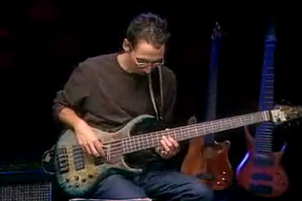 """Norm Stockton: """"Star Spangled Banner"""" Solo Bass Performance"""
