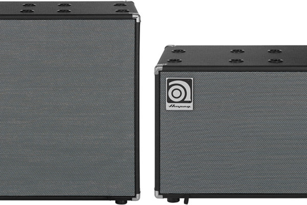 Ampeg Adds 1×12 and 2×12 Cabinets to Classic Series