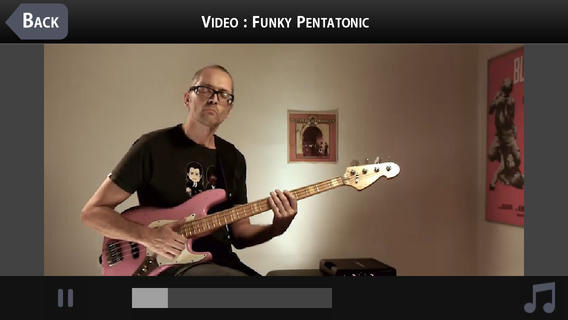 "MarloweDK Releases ""Beginning Slap Bass"" for iPad and iPhone"