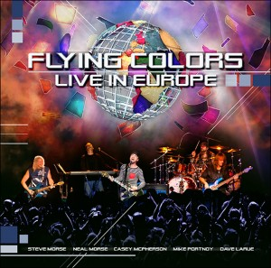 Flying Colors – Live In Europe