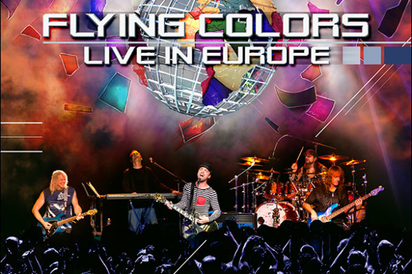Flying Colors Announce Live Album and DVD