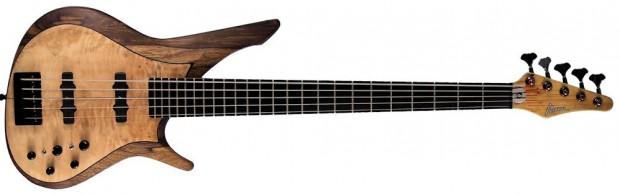 Manne Guitars Kayenta Bass - 5-String